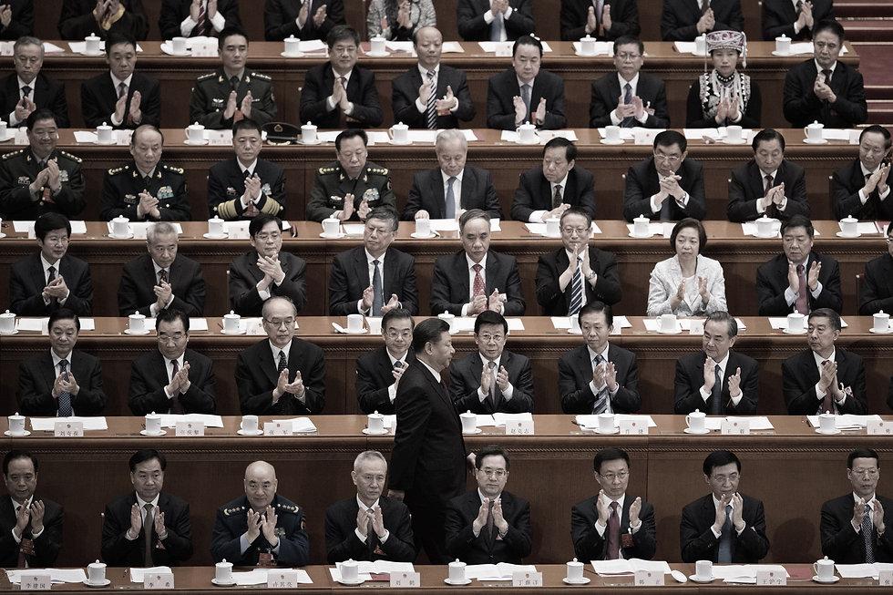 大宇:中共多朝元老發文要黨徒選邊站  習《歷史決議》承前啟後 定性歷史事件  上海8人感染播疫三省一市