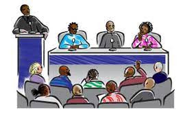 PROVINCIAL PUBLIC HEARINGS: who decides when they should be held, and why?