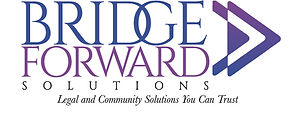 Bridge Forward Solutions Logo Social - B