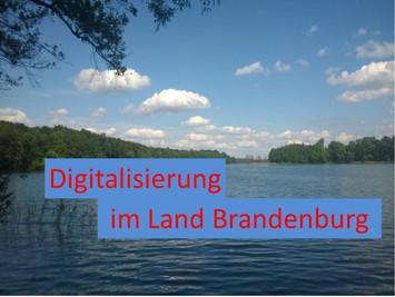 """Liberale Vesper """"Digitalisierung im Land Brandenburg"""""""