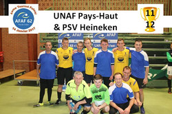 UNAF PAYS HAUT - PSV HEINEKEN.JPG