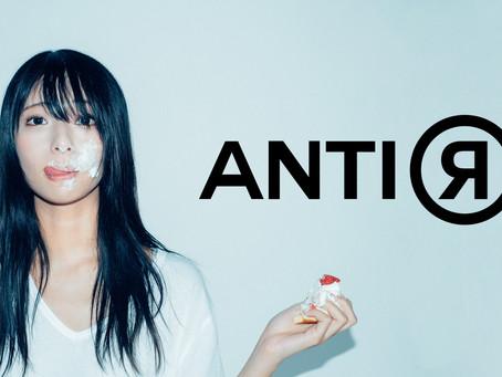 ANTI-Rになりました。