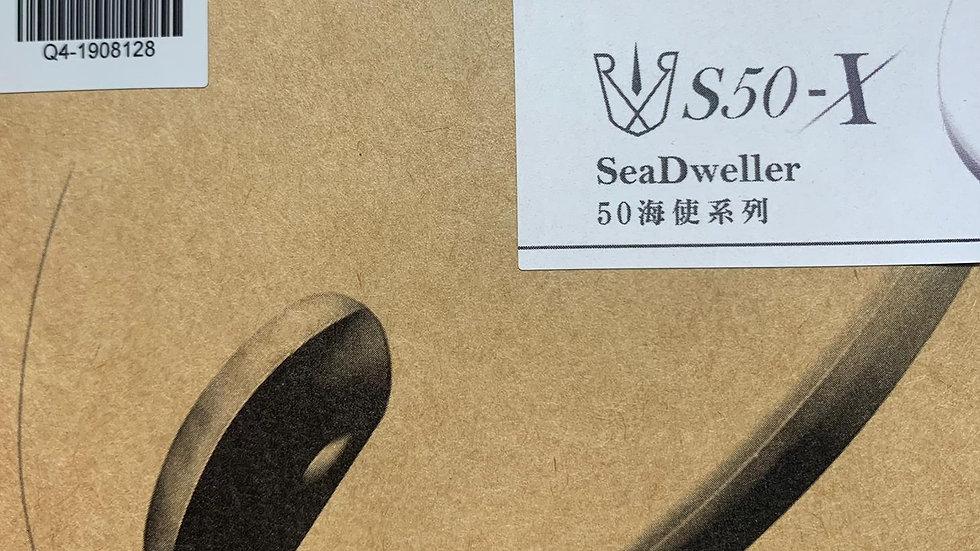RX8  Rolex X-Series S50 Seadweller SD43