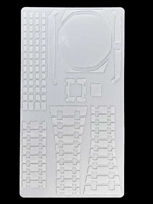 AP ROYAL OAK BRACELET 41MM - A41ST Pro+ (SGD$438/MYR1599/AUD$438)