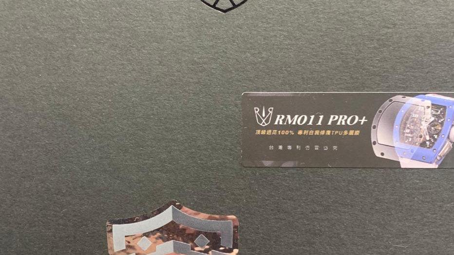 RX8 Richard Mille RM011 PRO+ (SGD588/MYR1798)