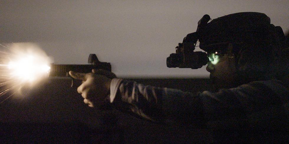 Pistol Workshop / Night Shoot