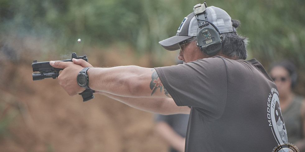 Modern Samurai Project 1-Day AIWB + 2-Day RDS Pistol Course
