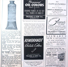 Can Old Ads Tell Us Something?