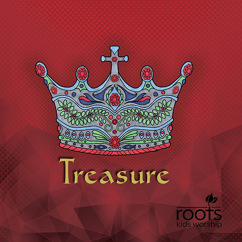 Treasure - CD