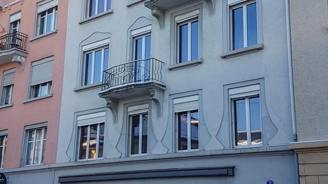 Mehrfamilienhaus in St. Gallen