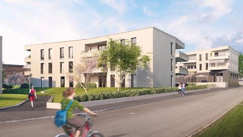 Wohnüberbauung in Romanshorn