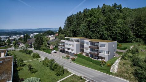 Mehrfamilienhaus in Hinwil