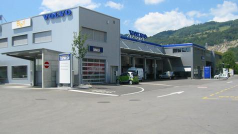 Volvo Center in Egerkingen 2