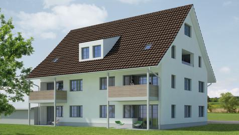 Mehrfamilienhaus in Fehraltdorf