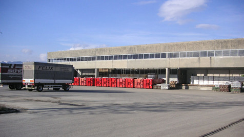 Logistic Center in Lyss