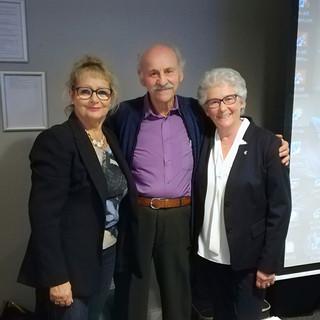Conférence de Jacques Blanc-Garin / Médiumnité : Christine André / 17 novembre 2018