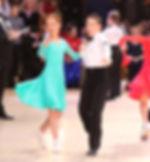Ballroom Juniors Competition Dance