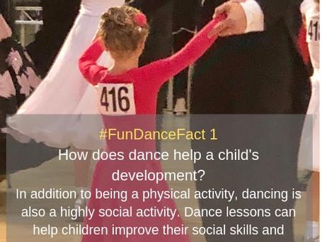 EdinburghDance.com - Fun Dance Facts