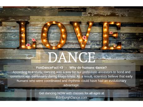 EdinburghDance.com Fun Dance Facts