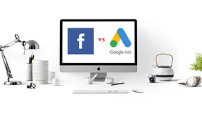Think Facebook and Google Ads are the same? Think again.