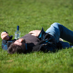 DISMISSED - Penal Code 647(f) Drunk in Public Dropped