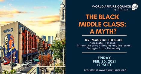 Black Middle Class Feb 26 2021 12PM ET.p