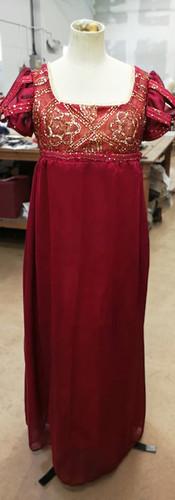 Regency Evening Dress