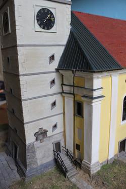 Detail Seteneingang