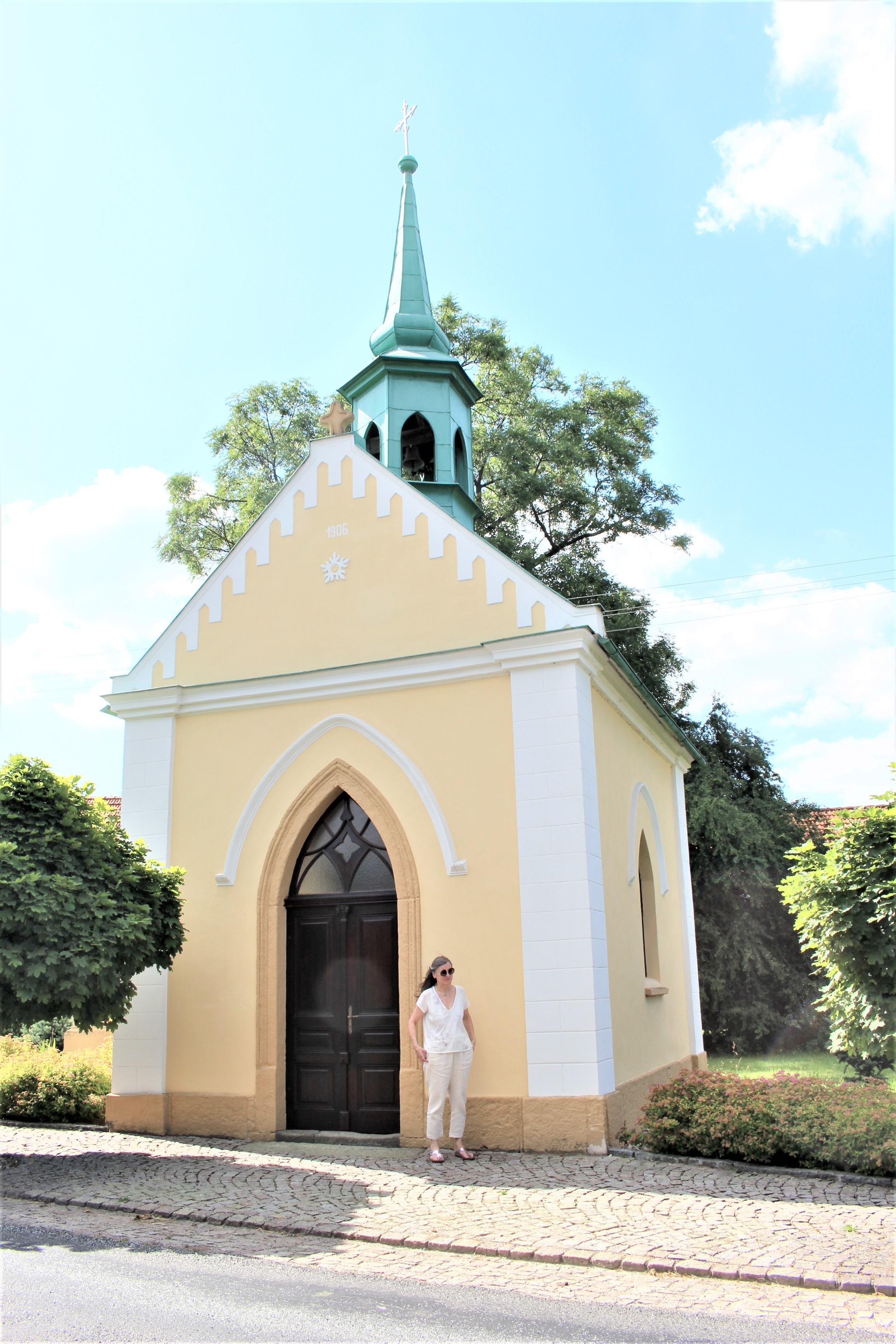 Vorbildfoto Kapelle Luze