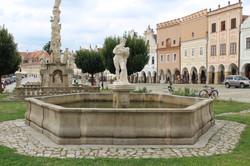 Vorbildfoto Brunnen Telc