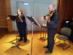 Silverwood Duo at KC Public Library 1-31