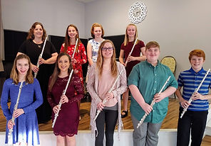Leap Day Recital 2-29-2020 -- Group Phot