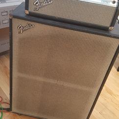 Fender Bassman Silverface Export