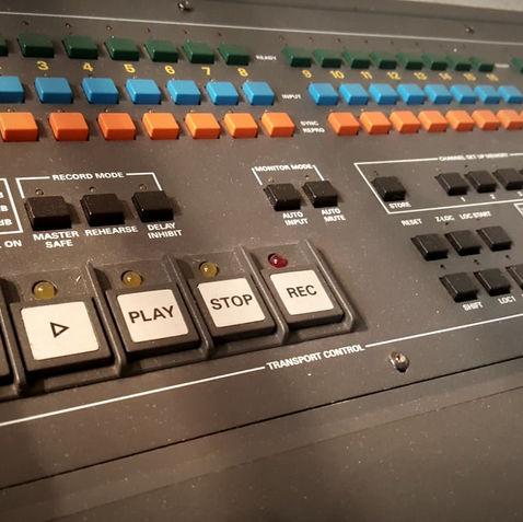 Studer A827 remote control