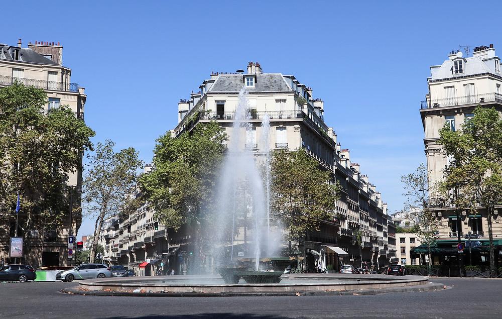 Place Victor Hugo, Paris, France