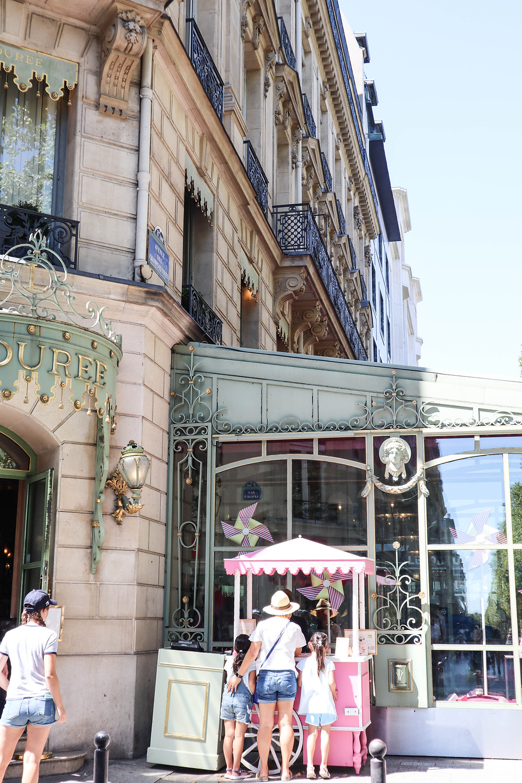 Ladurée, Paris, France