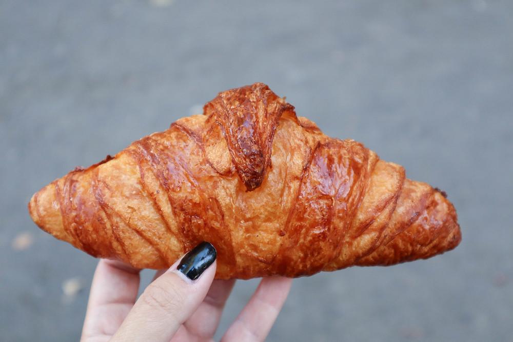 Croissant, A La Petite Marquise, Paris, France