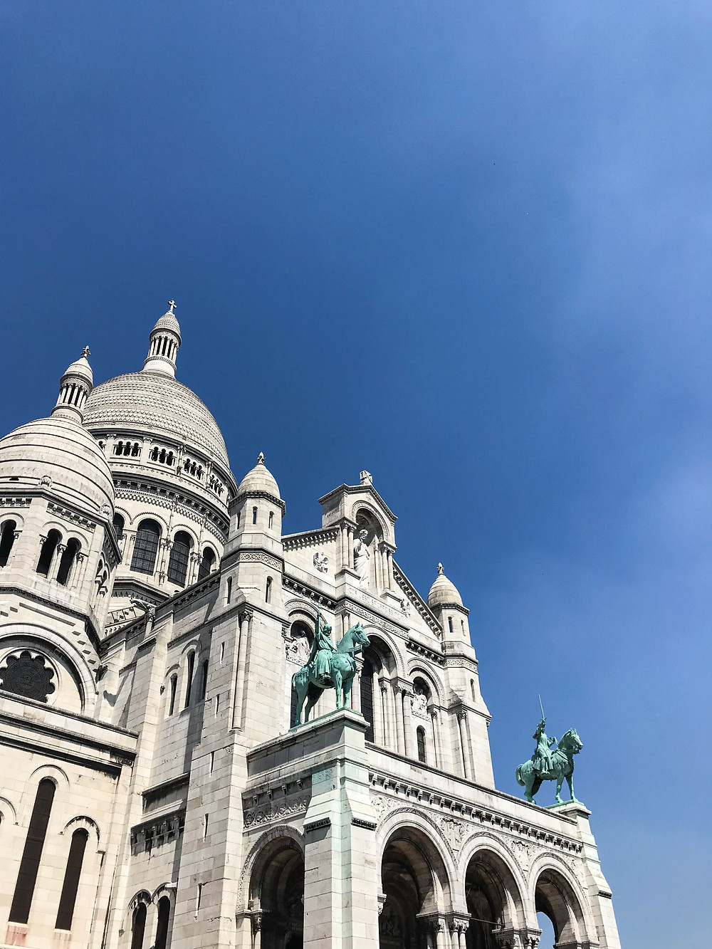 Sacré-Coeur Basilica, Paris, France