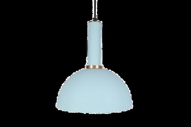 Lámpara Nordic celeste
