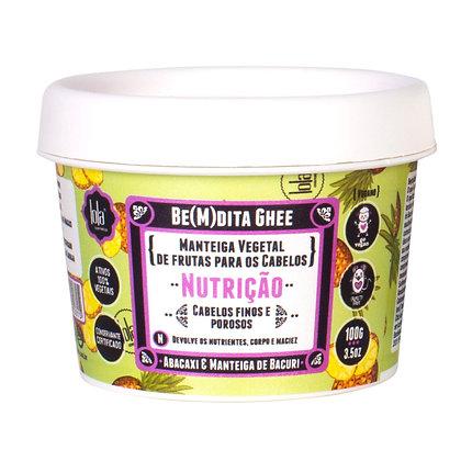 Be(m)dita Ghee - Nutrición Abacaxi e Manteiga de Bacuri (100g)