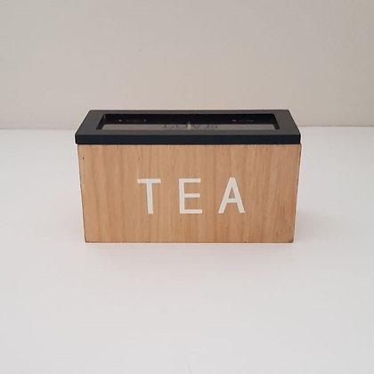Caja para té B&W