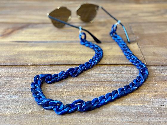 Strap Maxi Chain azul