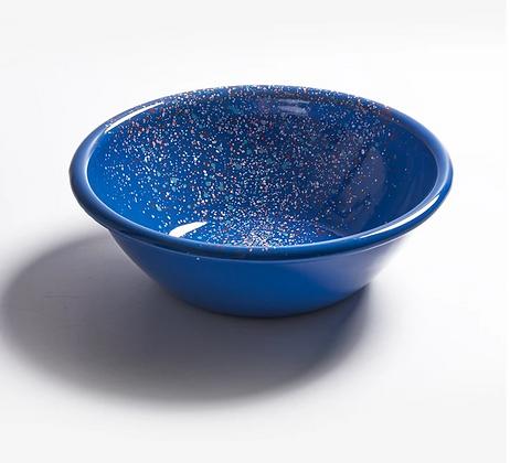 Bowl M enlozado azul