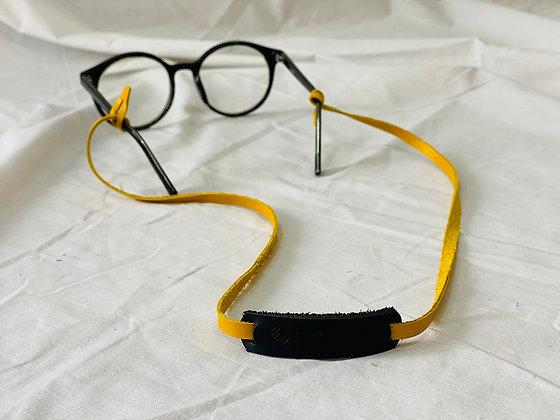 Strap amarillo/negro
