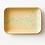 Thumbnail: Fuente rectangular L enlozado amarillo