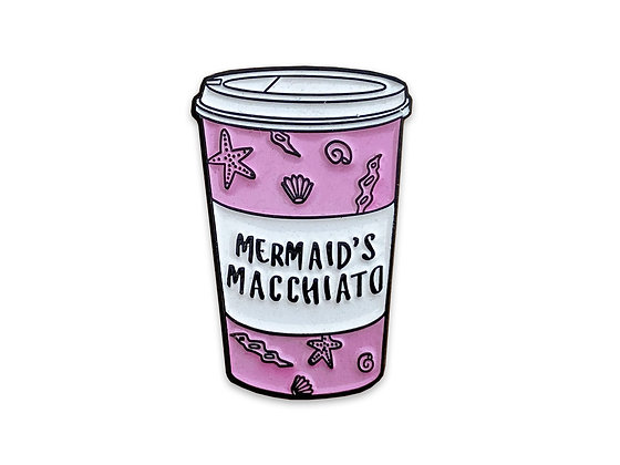 Pin vaso Mermaid Macchiato
