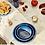 Thumbnail: Bowl S enlozado azul