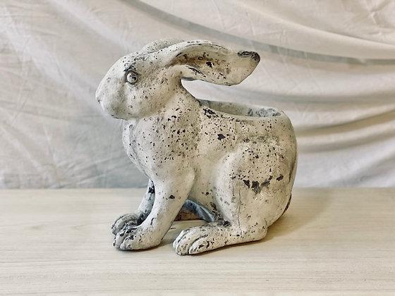 Macetero conejo grande