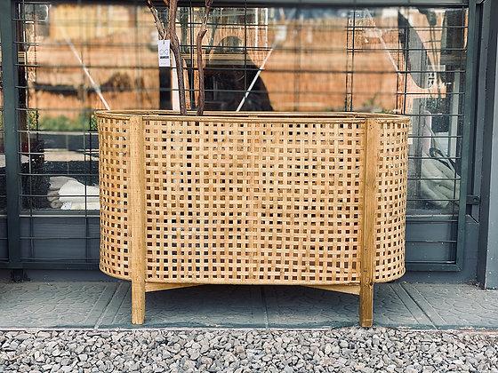 Porta Macetero bamboo 77x32x50 cm