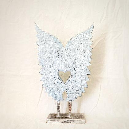 Pedestal alas celeste